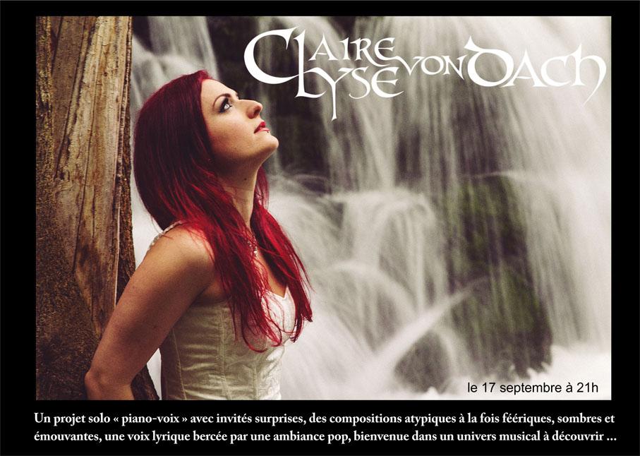 Claire-Lyse von Dach