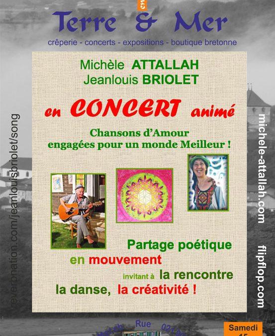 Concert Animé …