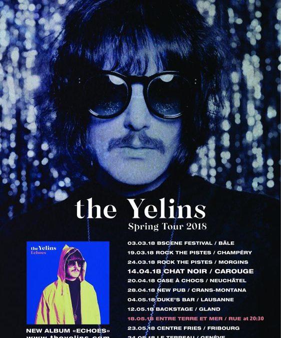 The Yelins. Un concert Scène 9.