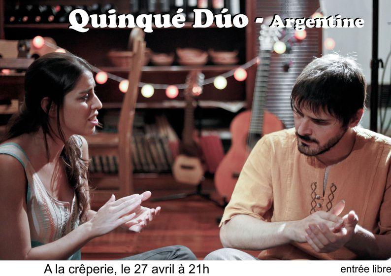 Quinké Dúo (Argentine)