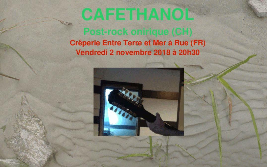 Caféthanol