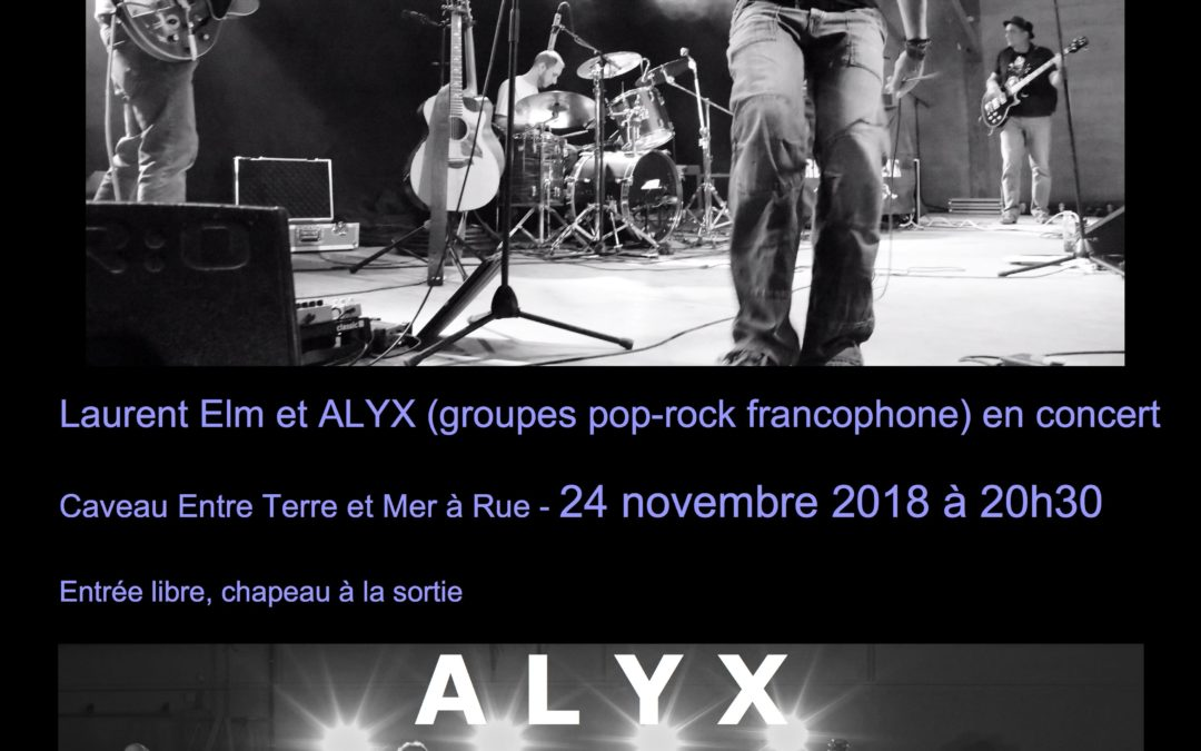 Laurent Elm + Alyx