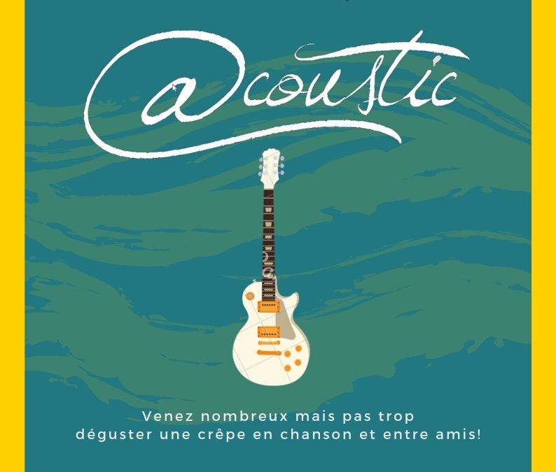 ACOUSTIC (Un concert S9)