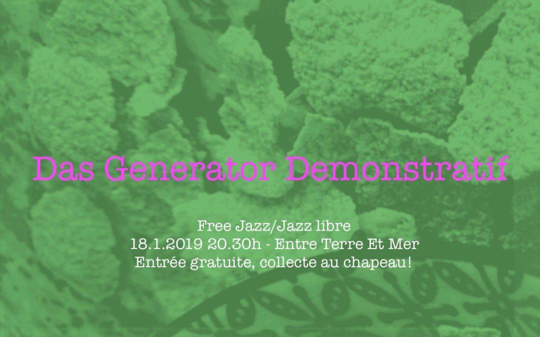 Das generator demonstratif (free jazz)
