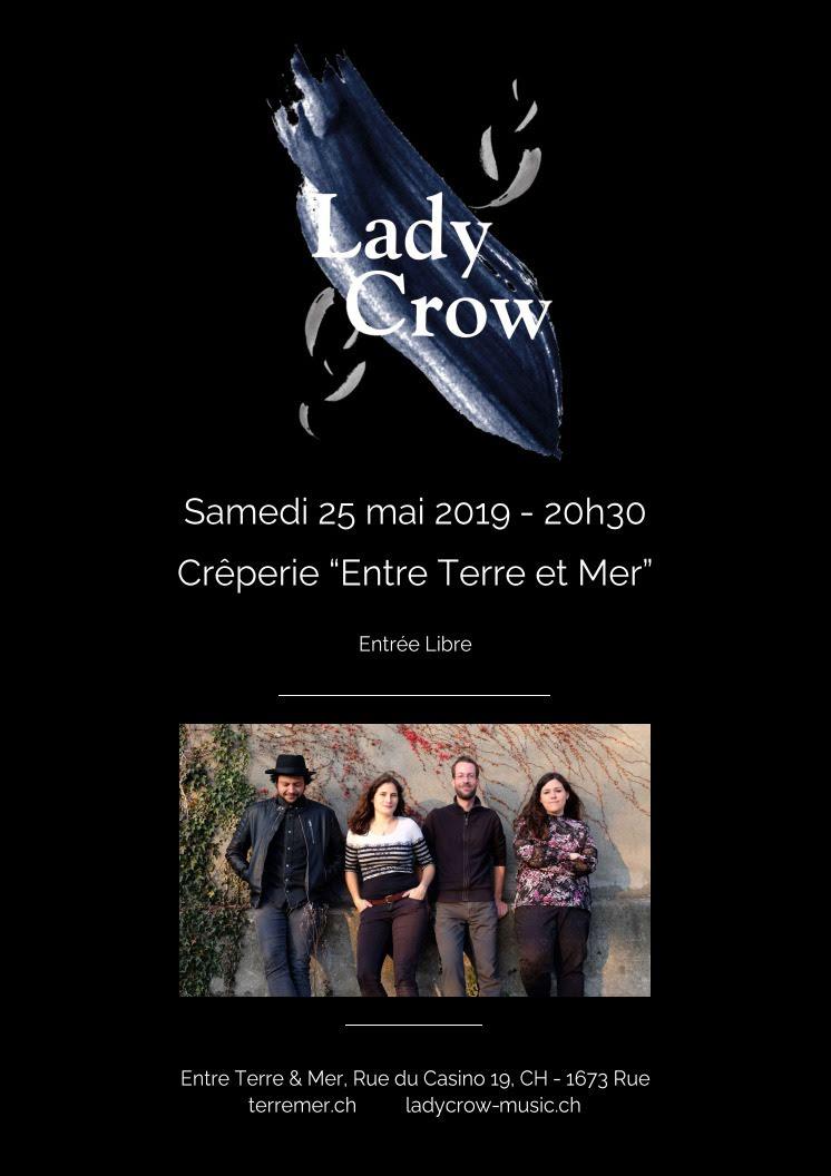 LadyCrow