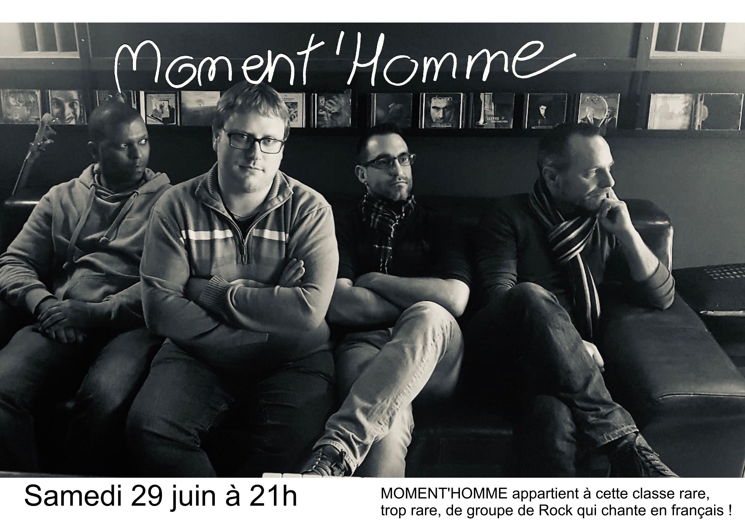 Moment'Homme