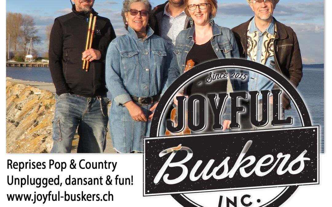 Joyful Buskers