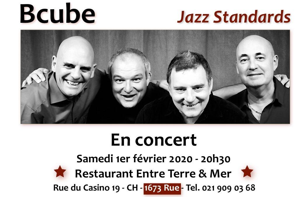 Groupe Jazz Bcube