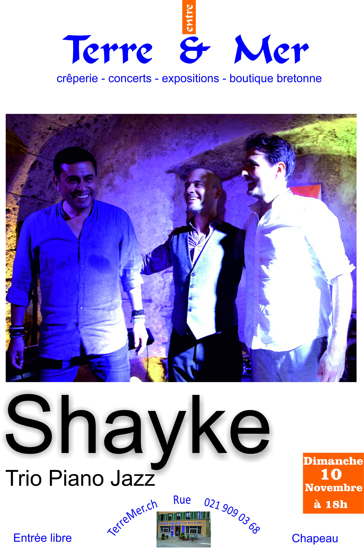 Shayke