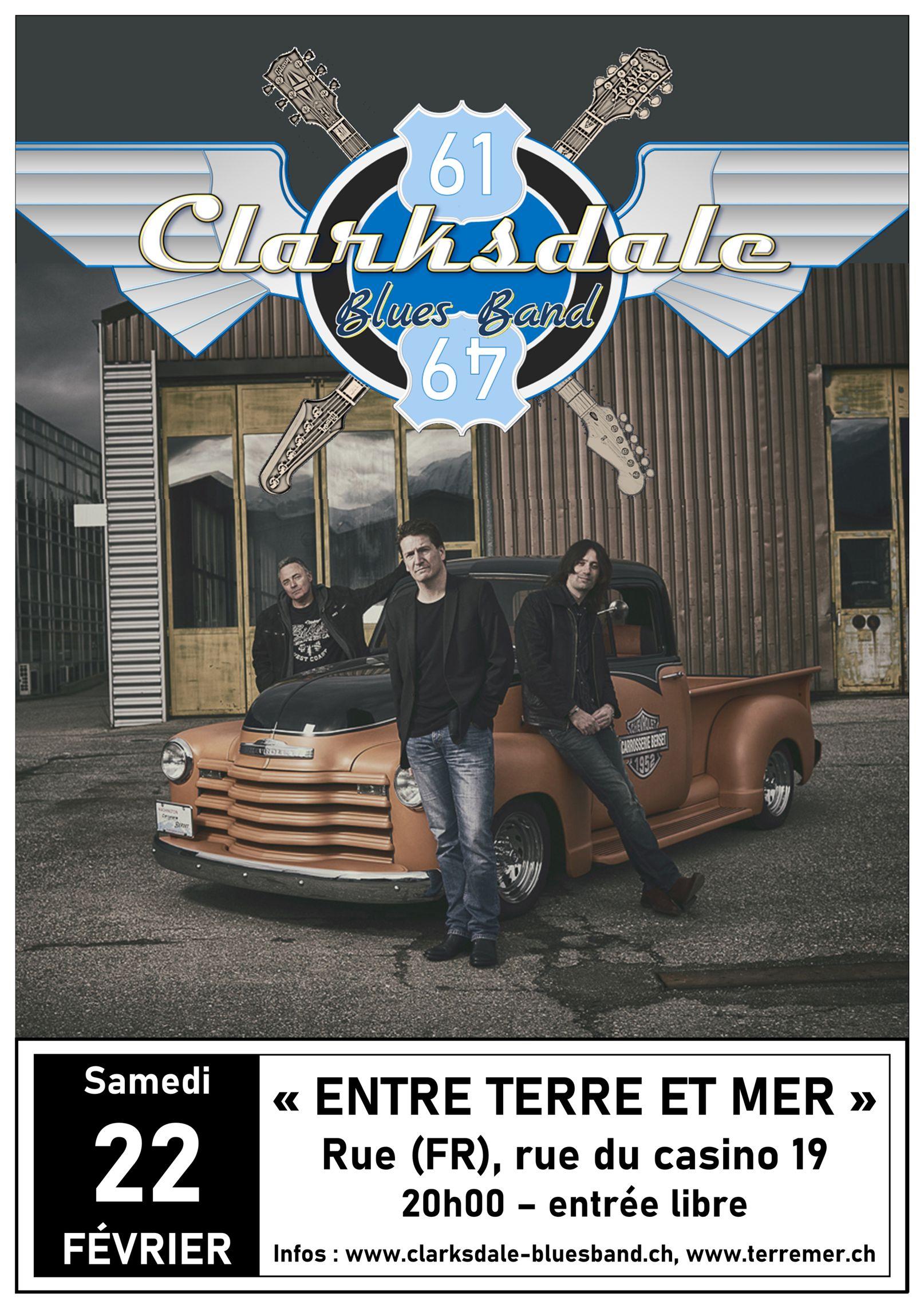 Clarksdale Bluesband